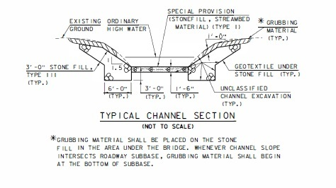 Vermont Agency of Transportation Bridge Grubbing Specification