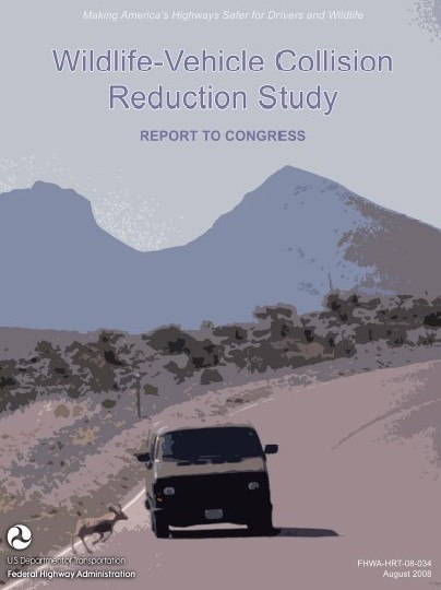 Wildlife-Vehicle Collision Reduction Study