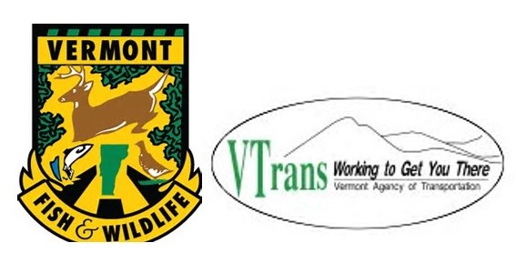 Memorandum of Agreement Between the Vermont Agency of Transportation and the Vermont Agency of Natural Resources, Fish and Wildlife Department Regarding Transportation Infrastructure and Fish and Wildlife Resources