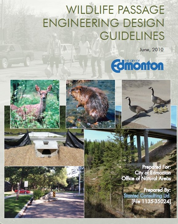 Wildlife Passage Engineering Design Guidelines