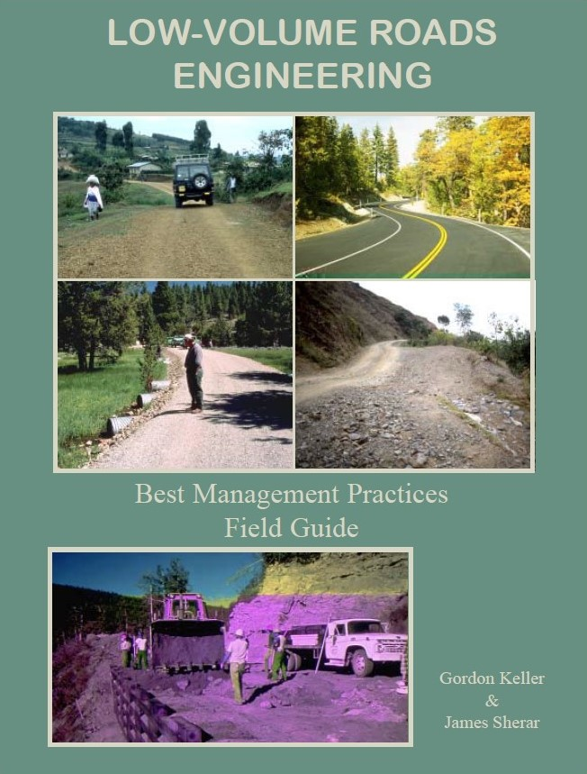 Low-Volume Roads Engineering - Best Management Practices Field Guide