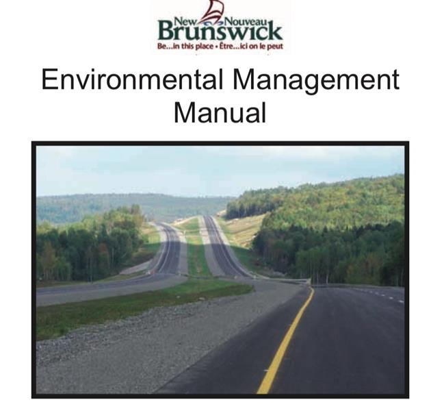Roads and Highways - Environmental Management Manual