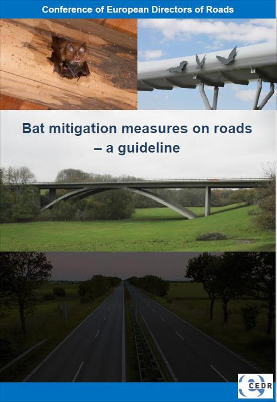 Bat Mitigation Measures on Roads - A Guideline